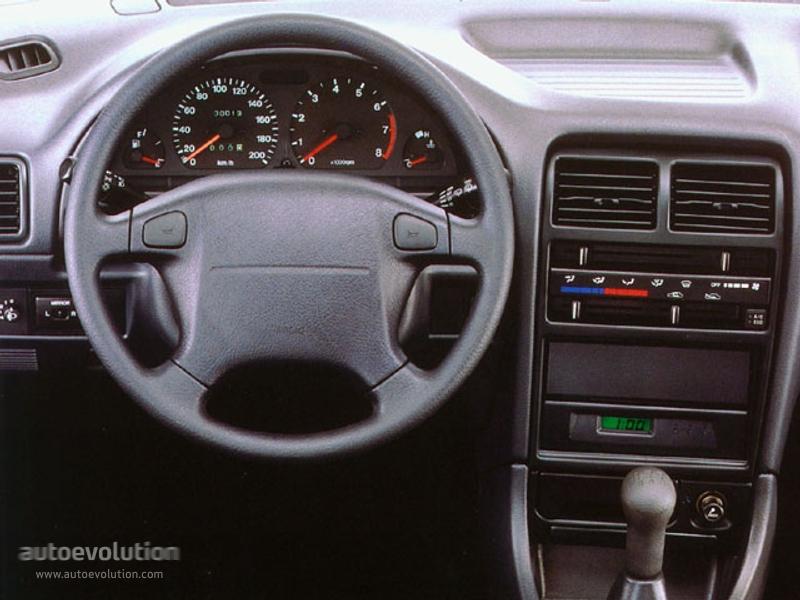 2002 Suzuki Swift 5 Doors