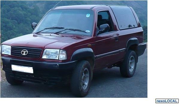 2002 Tata Sierra