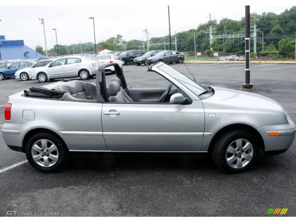 2002 Volkswagen Cabrio - Partsopen