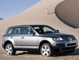 2002 Volkswagen Touareg