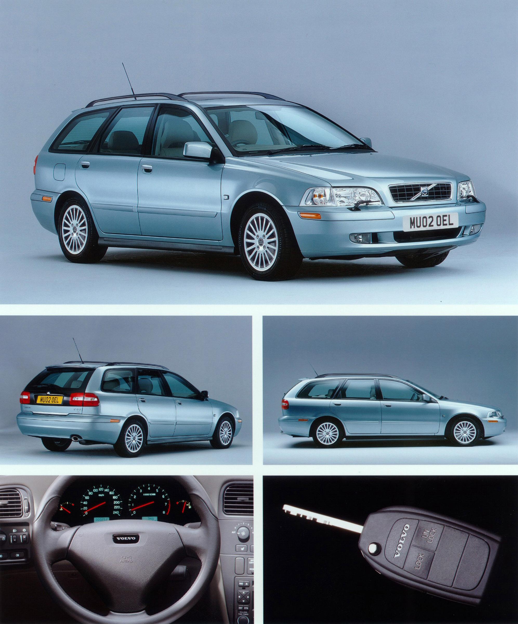 Alfa Romeo All Models List >> 2002 Volvo V40 - Partsopen