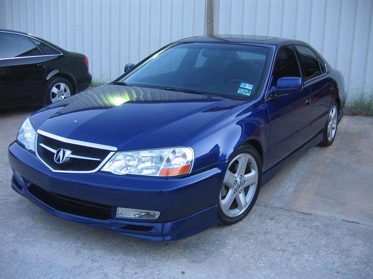 2003 Acura TL  Partsopen