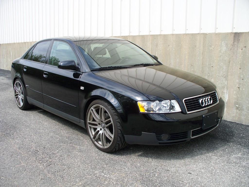 2003 Audi A4 Partsopen