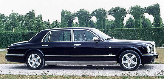 2003 Bentley Arnage-based