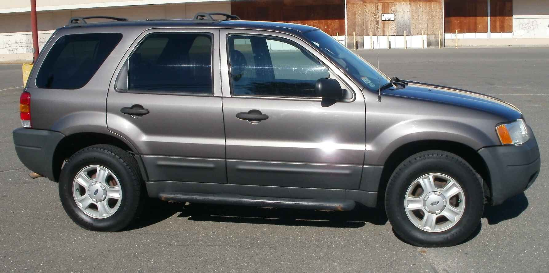 2003 Ford Escape - Partsopen