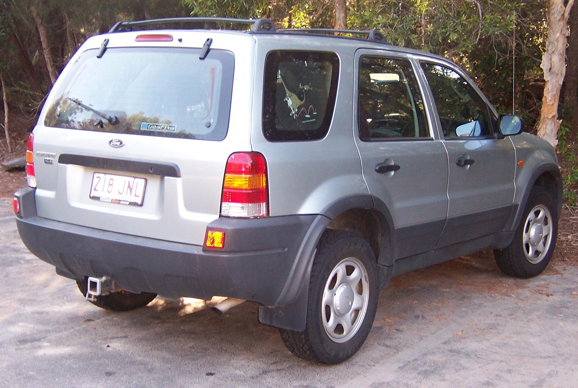 A1 Auto Sales >> 2003 Ford Escape - Partsopen