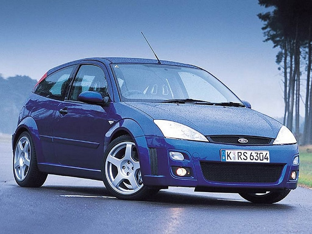 2003 Ford Focus RS