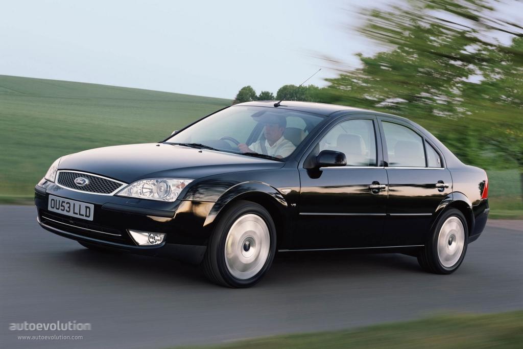 2003 Ford Mondeo Sedan