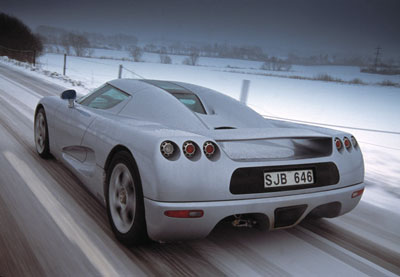 2003 Koenigsegg CC