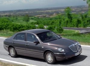 Lancia Thesis - Partsopen