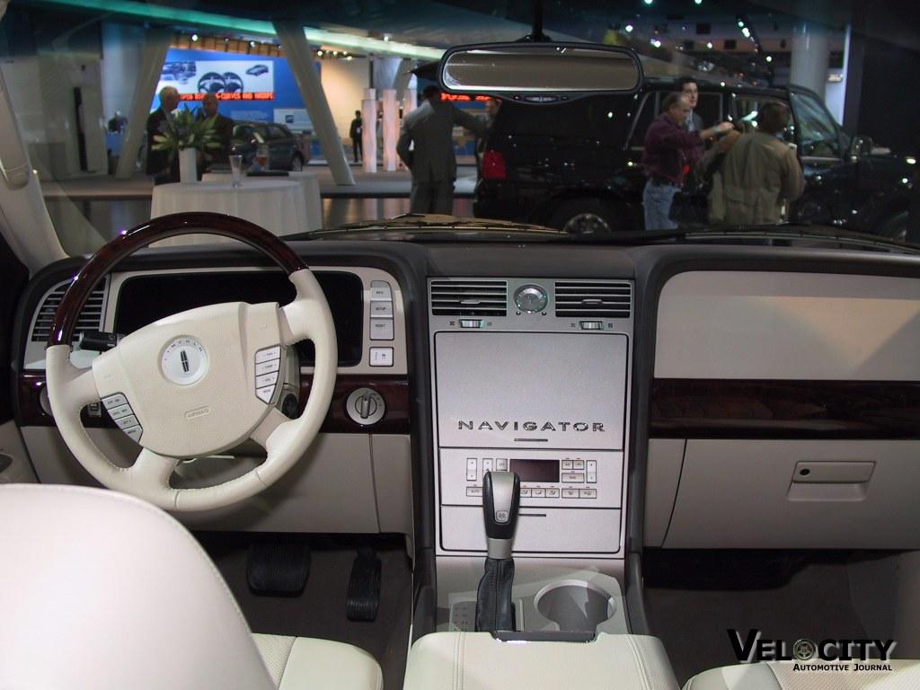 2003 Lincoln Navigator Partsopen