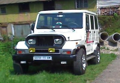 2003 Mahindra Armada