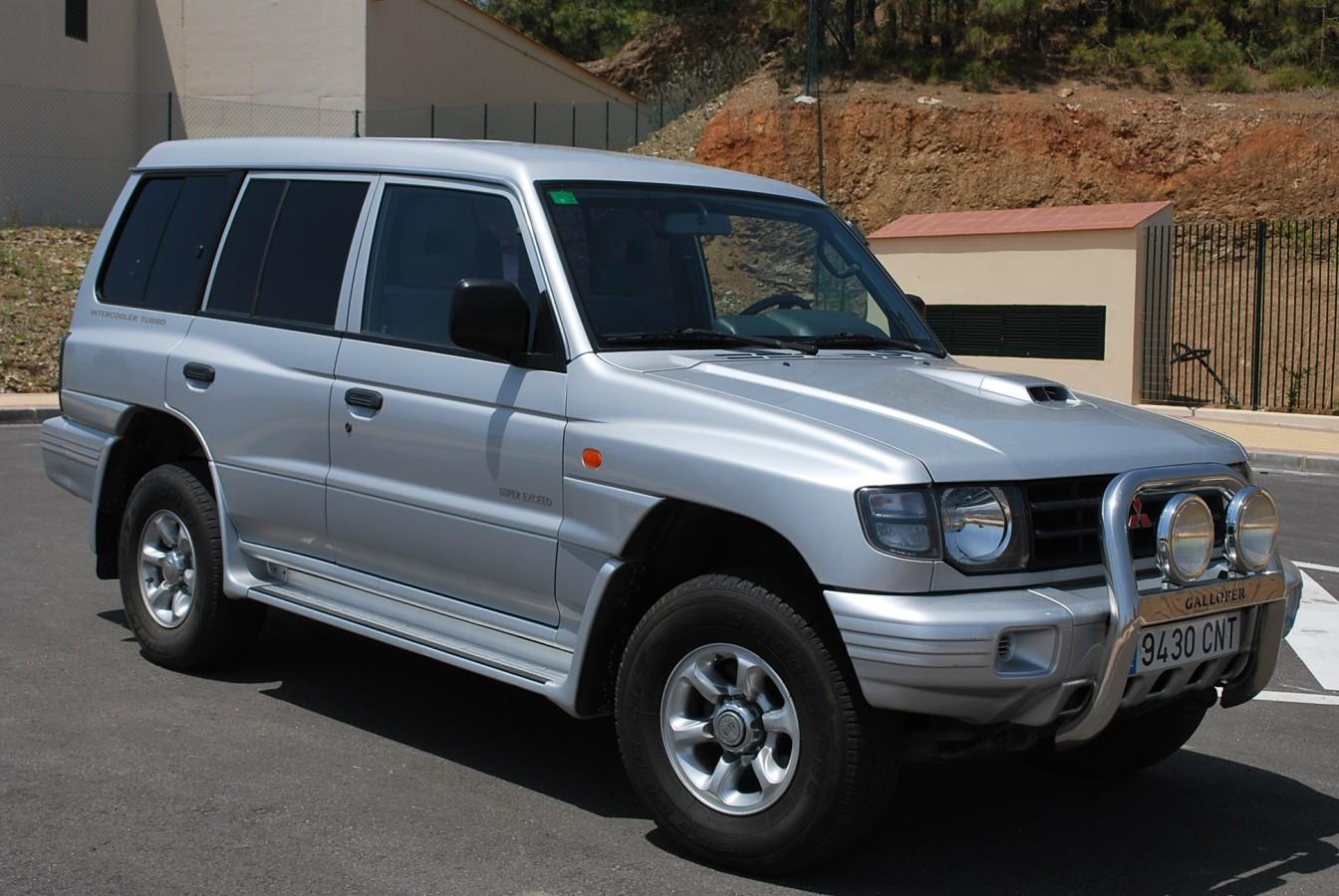 2003 Mitsubishi Pajero 5 Doors