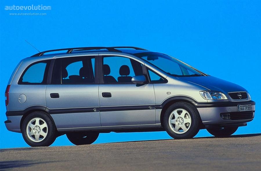 2003 Opel Zafira