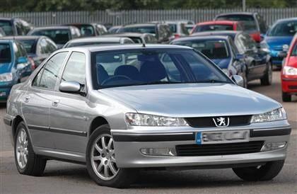 2003 Peugeot 406