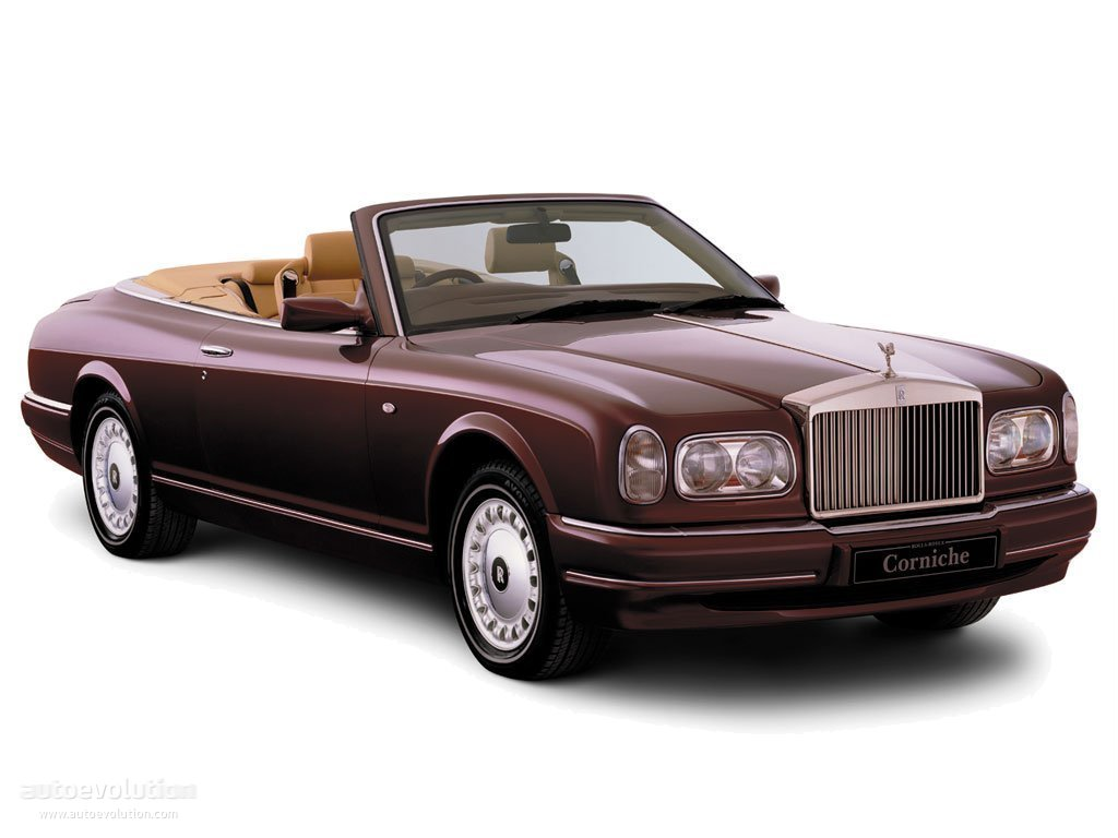 2003 Rolls-Royce Corniche
