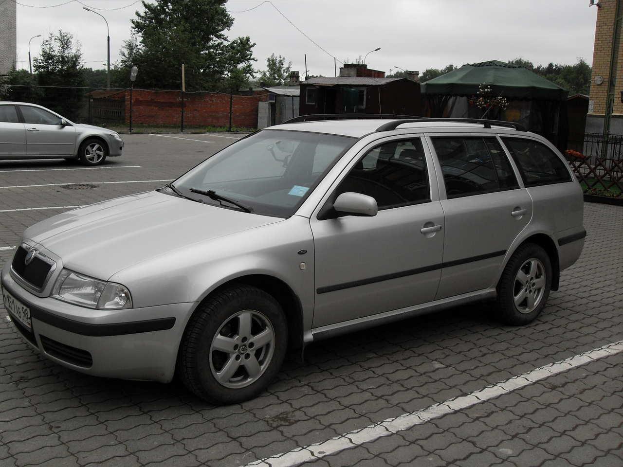 2003 Skoda Octavia