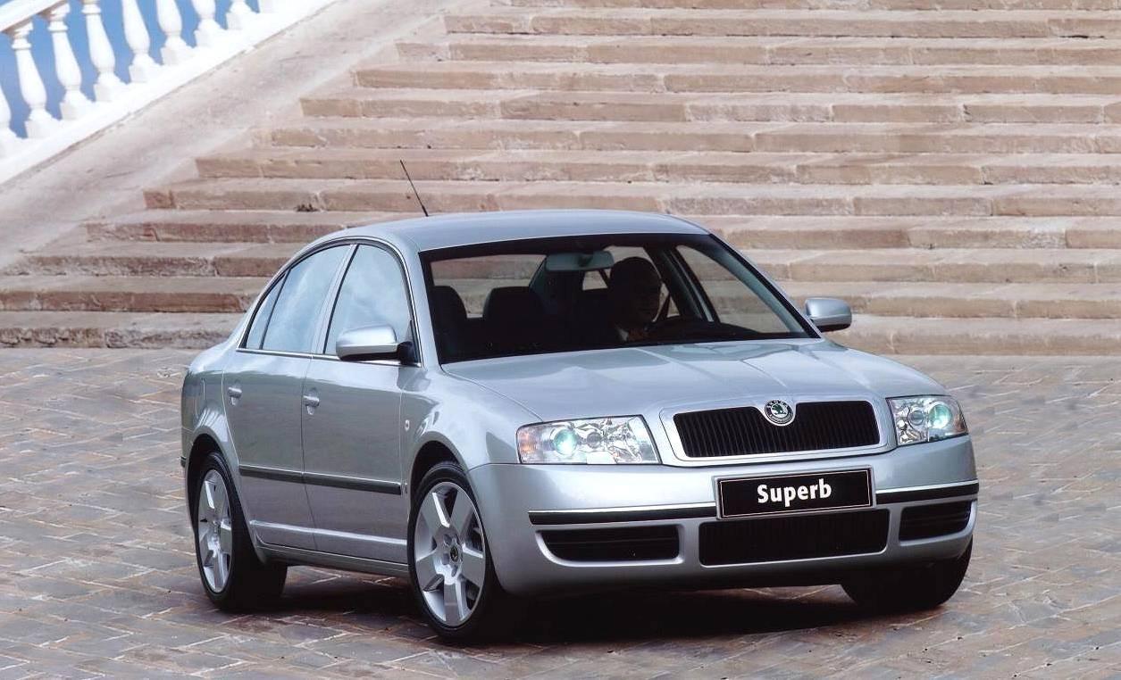 2003 Skoda Superb