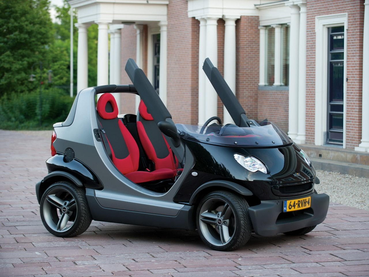 2003 smart crossblade