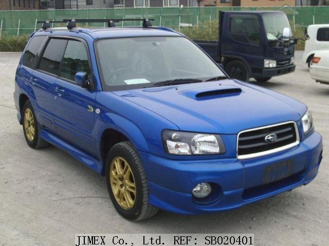 Subaru Forester Cargo Space >> 2003 Subaru Forester (1st gen) - Partsopen