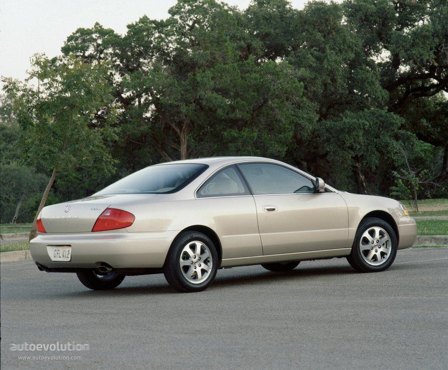 2004 Acura CL