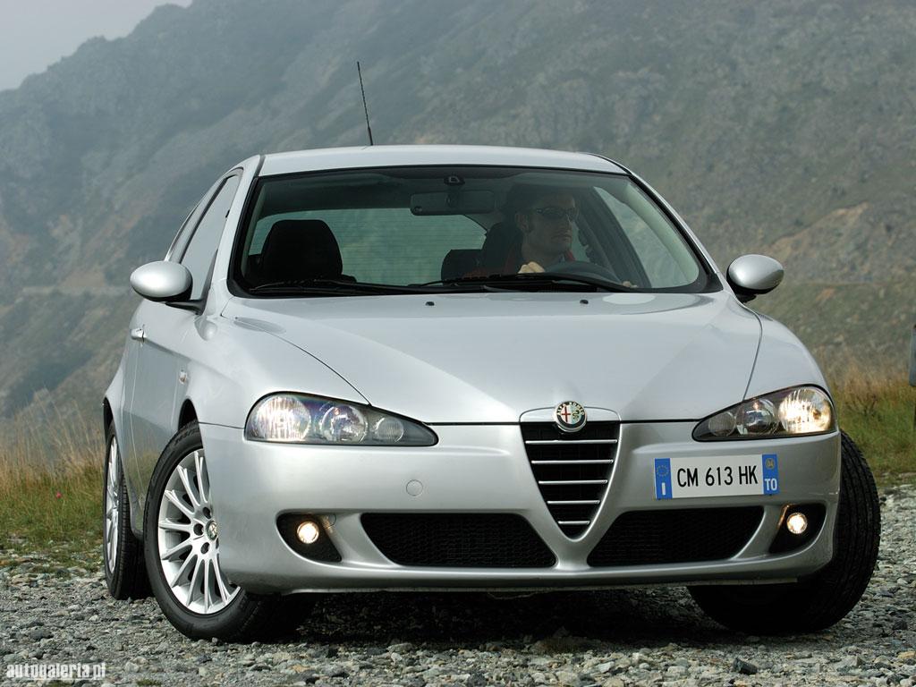 2004 Alfa Romeo 147