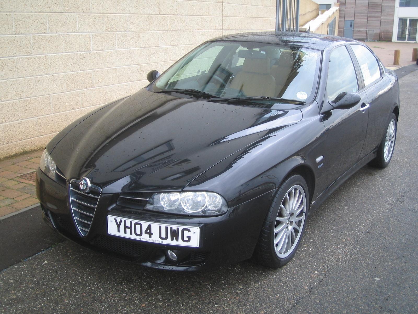 2004 Alfa Romeo 156