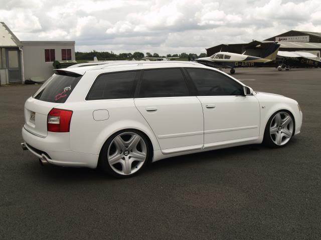 2004 Audi A4 Avant