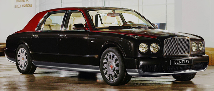 2004 Bentley Arnage-based
