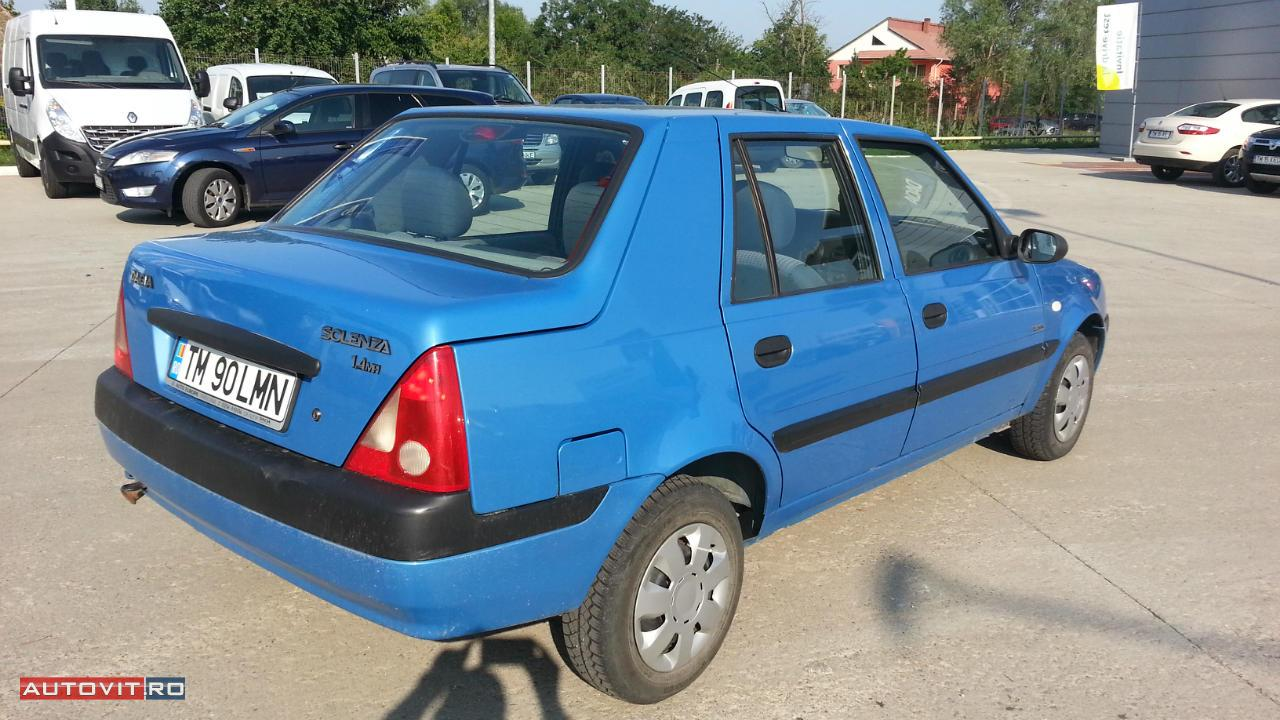 Pictures of dacia solenza 2004 #10