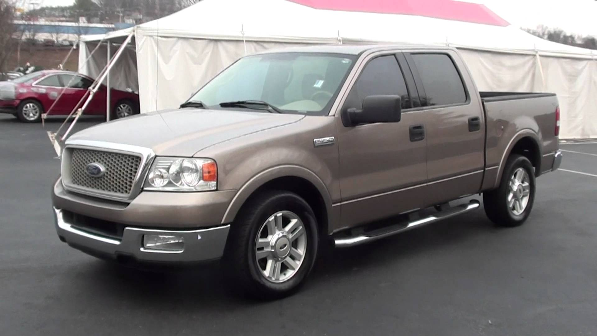 2004 Ford F-150 - Partsopen