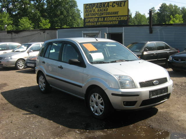 2004 Ford Fusion