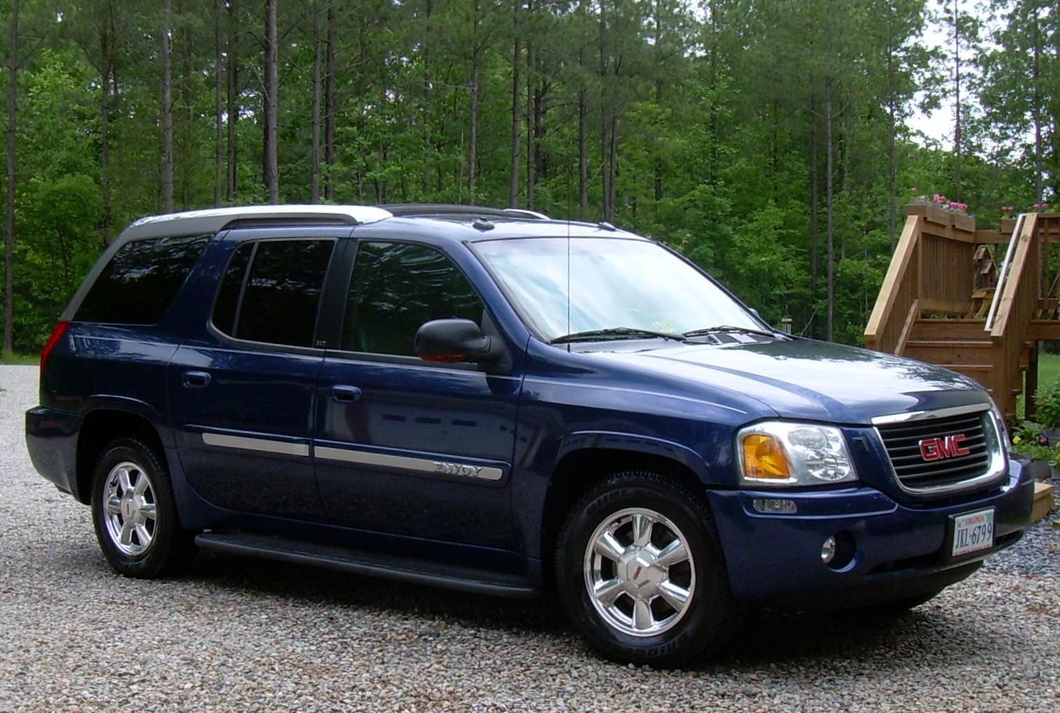 2004 GMC Envoy