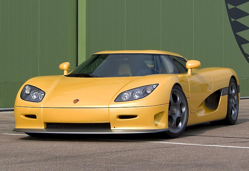 2004 Koenigsegg CC