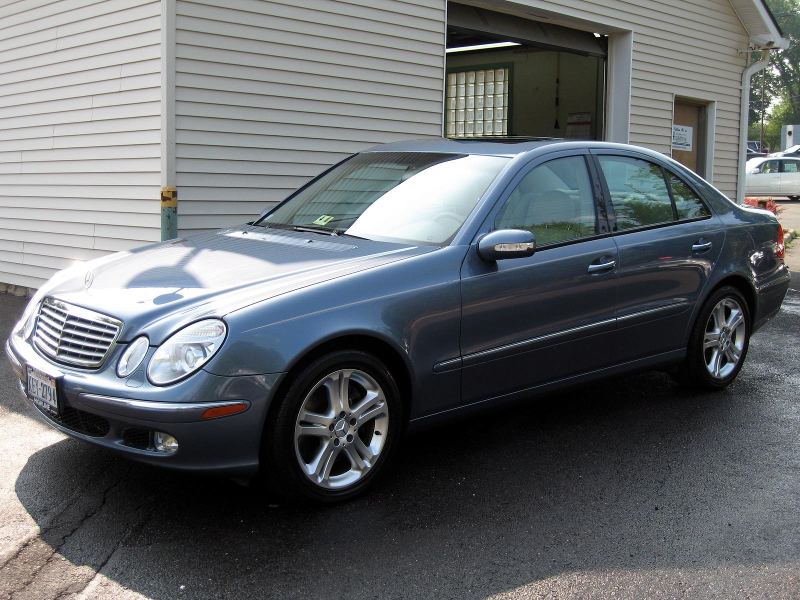 2004 mercedes e class partsopen for Mercedes benz e350 accessories