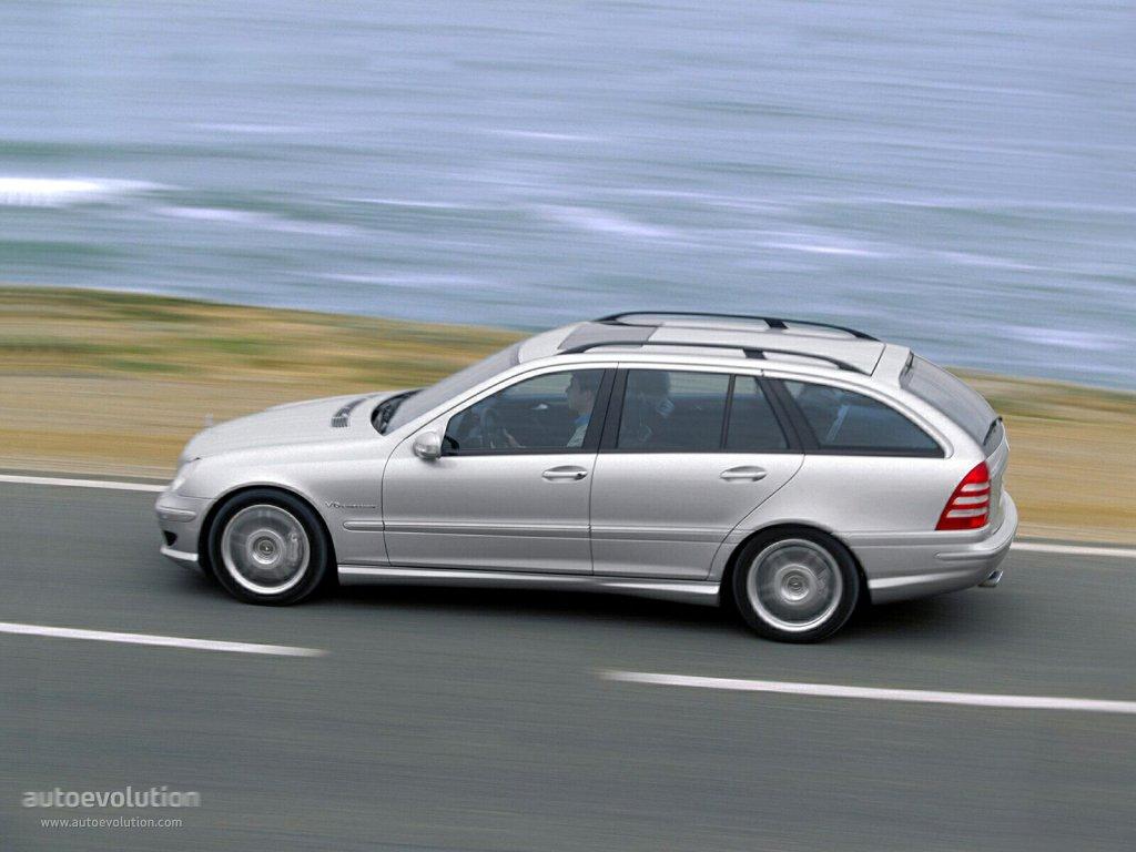 2004 Mercedes-Benz C-Klasse T-Modell