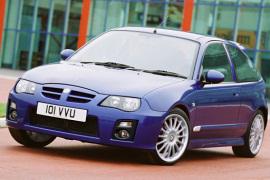 2004 MG ZR 3 Doors