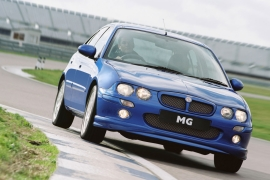 2004 MG ZR 5 Doors
