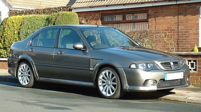 2004 MG ZS Hatchback