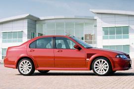 2004 MG ZS Sedan