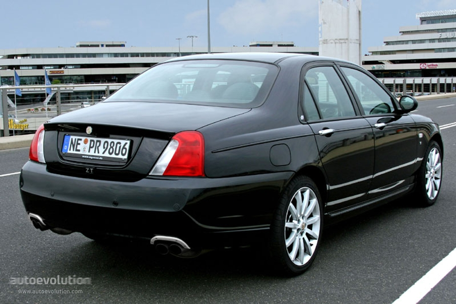 2004 MG ZT