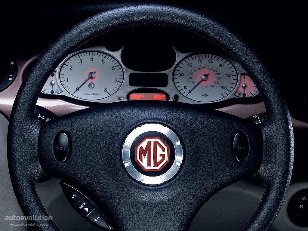 2004 MG ZT-T