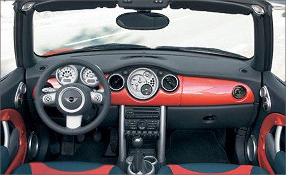 2004 MINI Cabrio