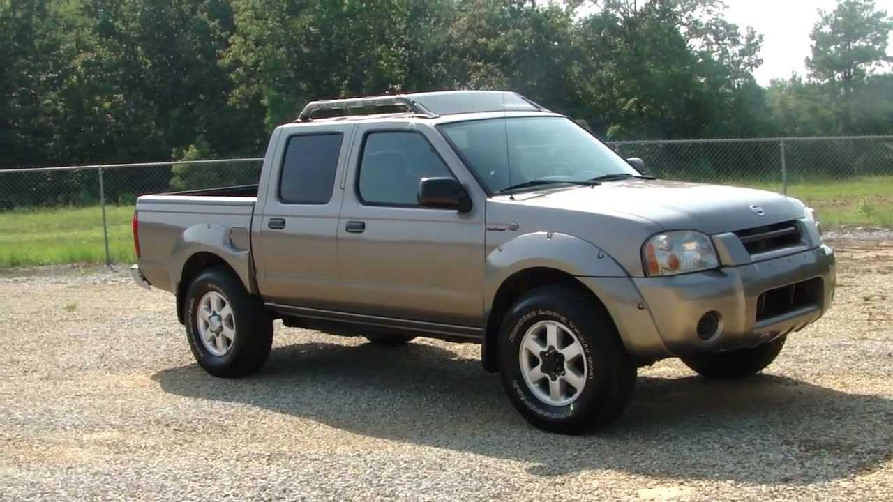 2004 Nissan Frontier Partsopen