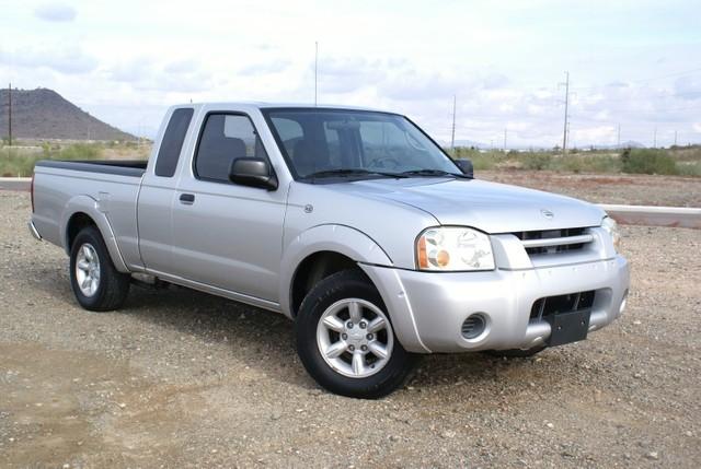 2014 Nissan Frontier Accessories >> 2004 Nissan Frontier - Partsopen