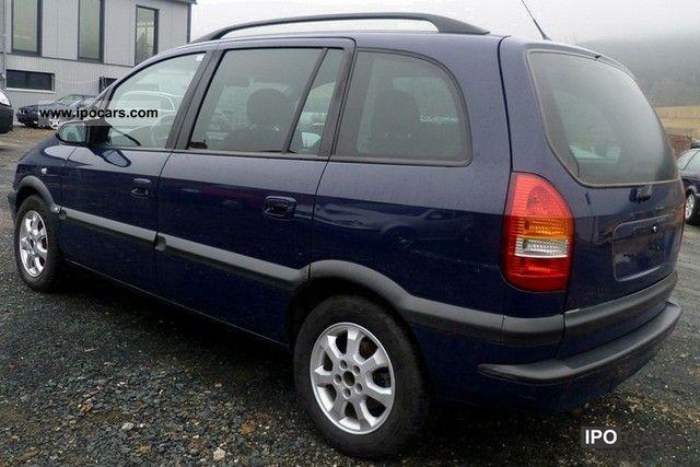 2004 Opel Zafira