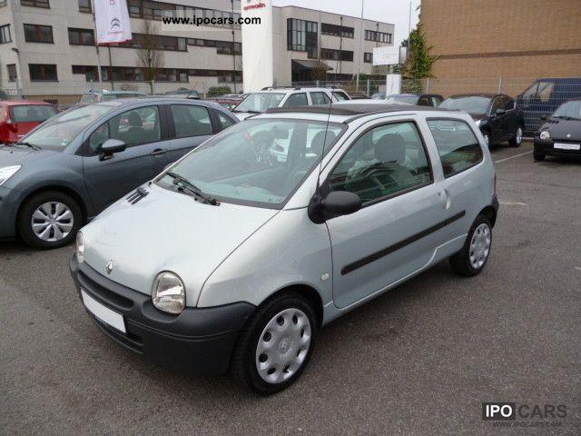 2004 Renault Twingo
