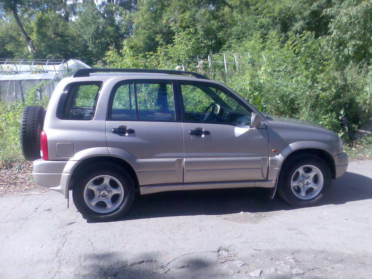 Suzuki Grand Vitara Parts Ac Delco