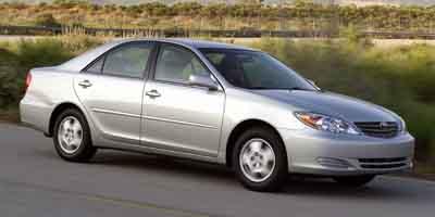 2004 Toyota Camry