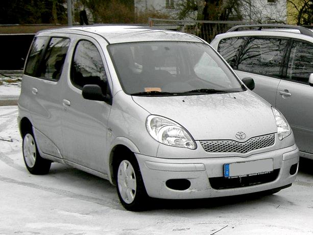 Toyota Yaris Verso  Partsopen